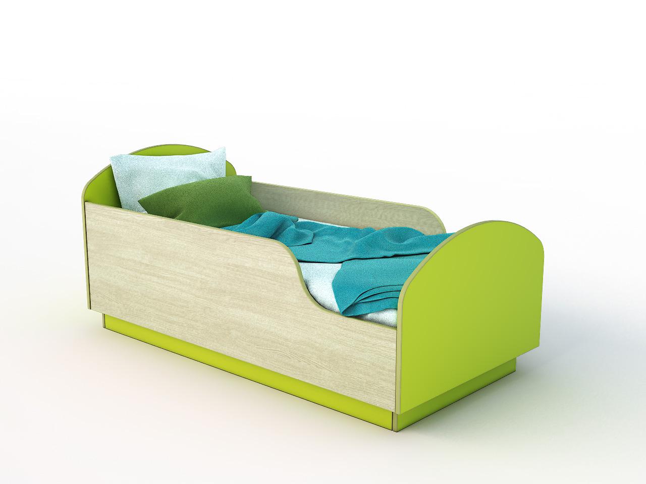 Детские кровати до 3 лет с бортами фото